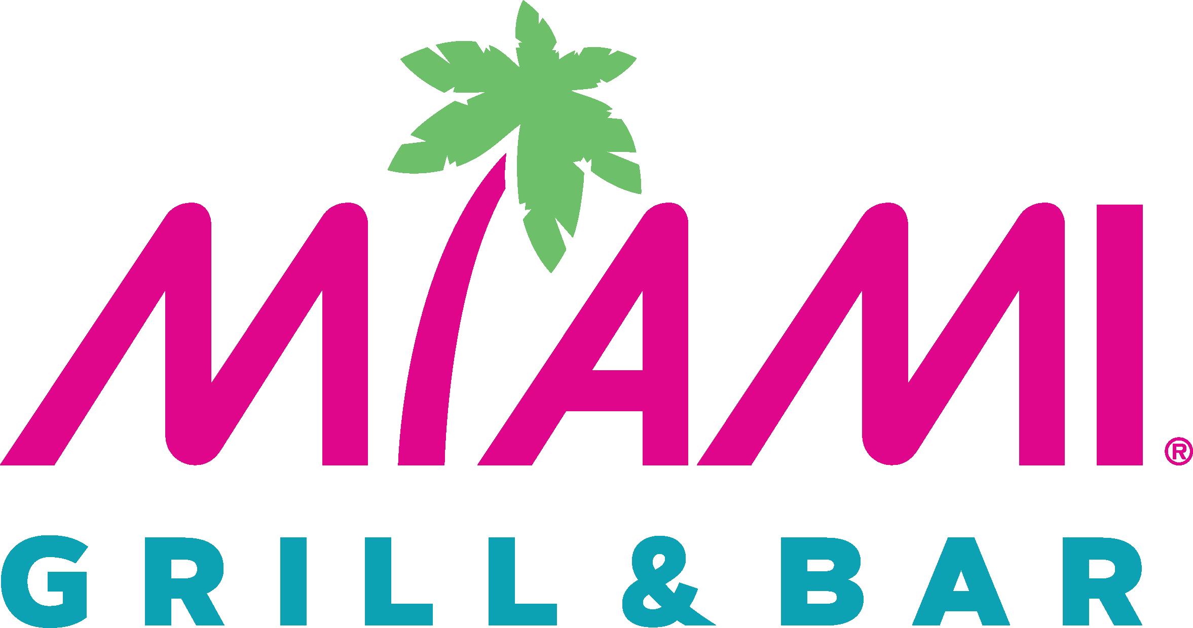 Miami Grill + Bar Logo
