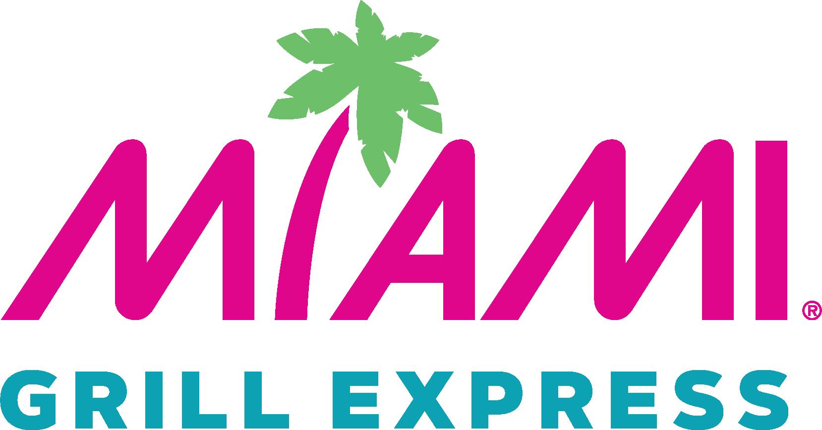 Miami Grill Express Logo